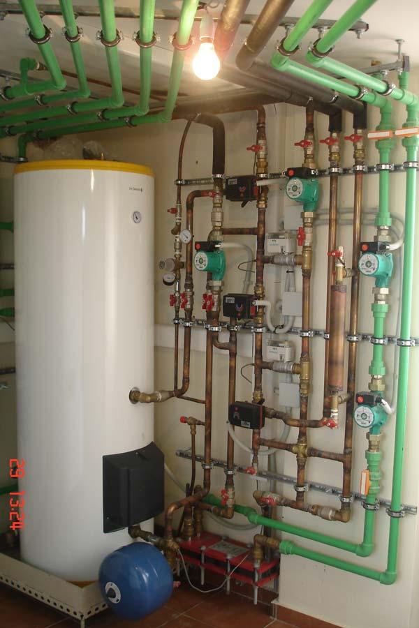Boiler με ηλιακούς συλλέκτες