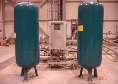 Επεξεργασία νερού αντίτροφης όσμωσης