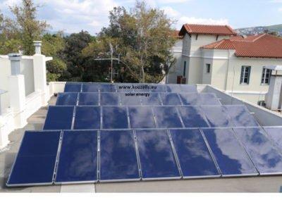 Ηλιακοί Συλλέκτες SOLAR-ENERGY