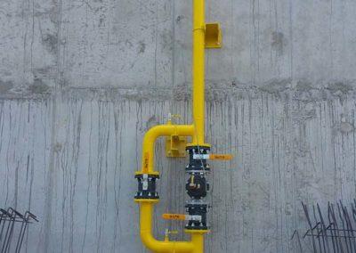 Κεντρική παροχή φυσικού αερίου