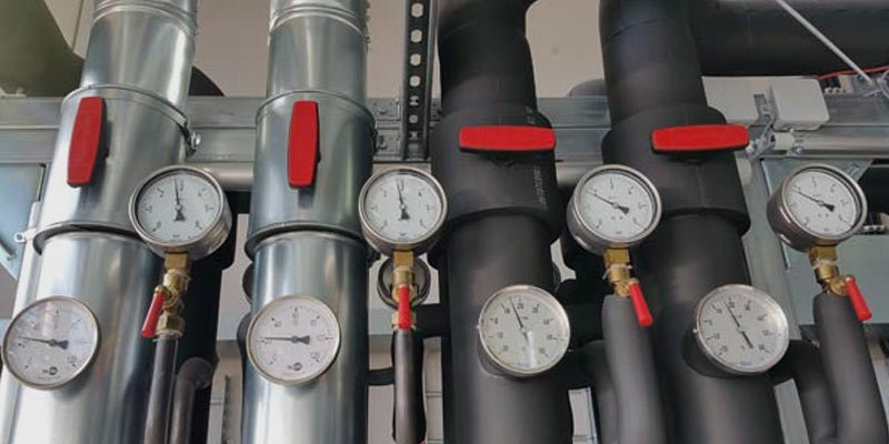 Μελέτη φυσικού αερίου